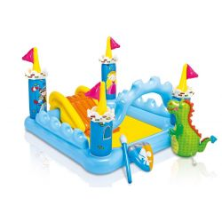 Play Center Inflable Castillo 22691/8 i450