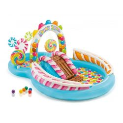 Play Center Inflable Zona de Dulces 206 Lt 23835/7 i450