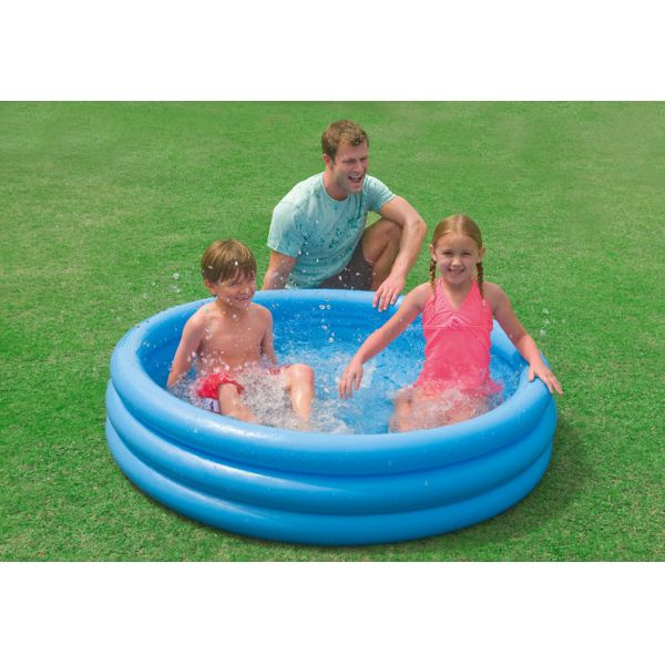 Pileta Inflable Crystal Blue 330 Lt 22721/8 img 2